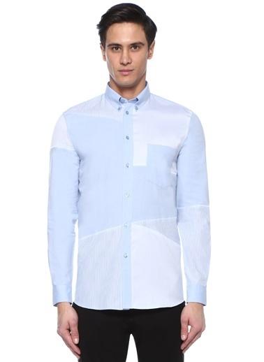 Givenchy Gömlek Mavi